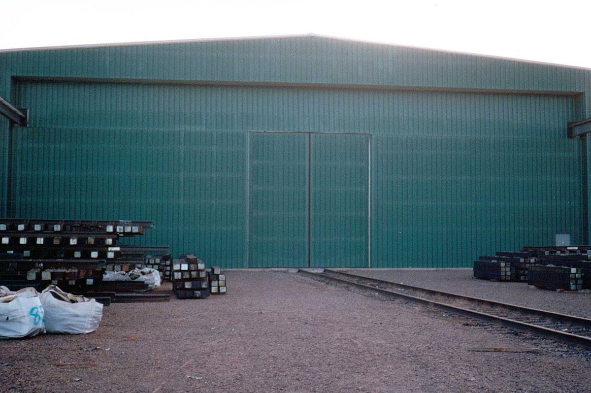 Craneway Doors