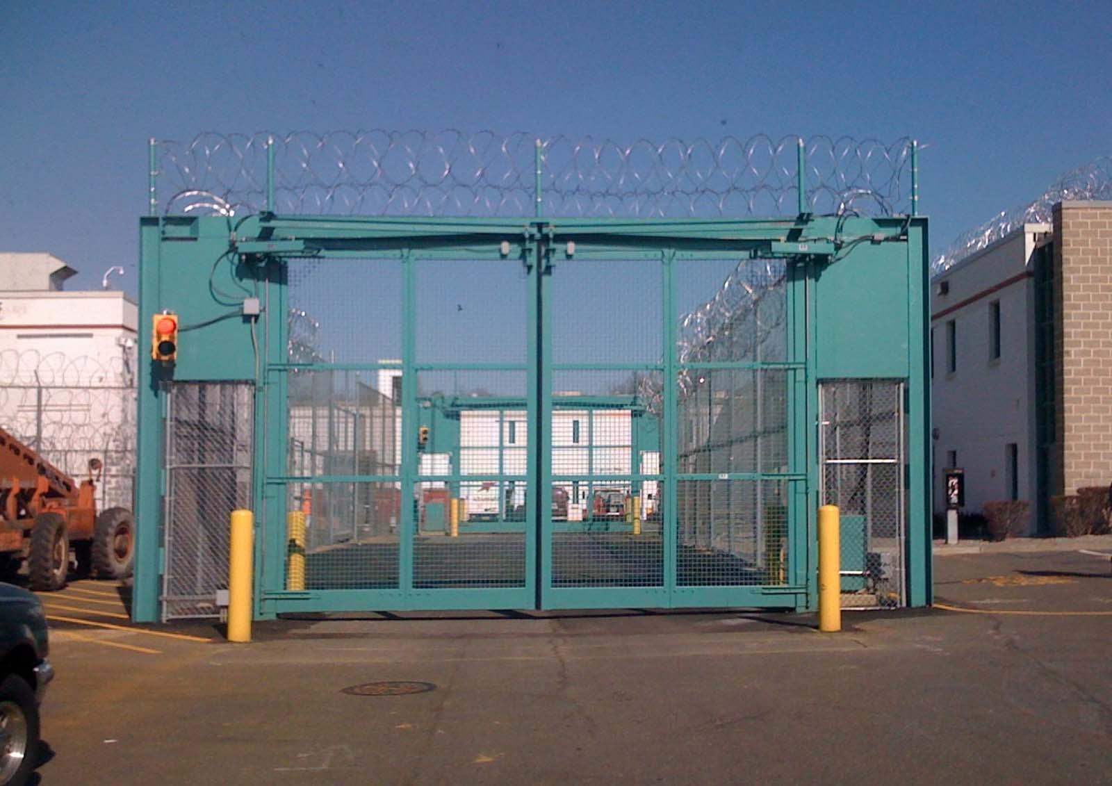 Correctional Amp Sally Port Doors Electric Power Door