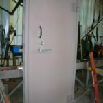 Manual Single Swing Blast Door