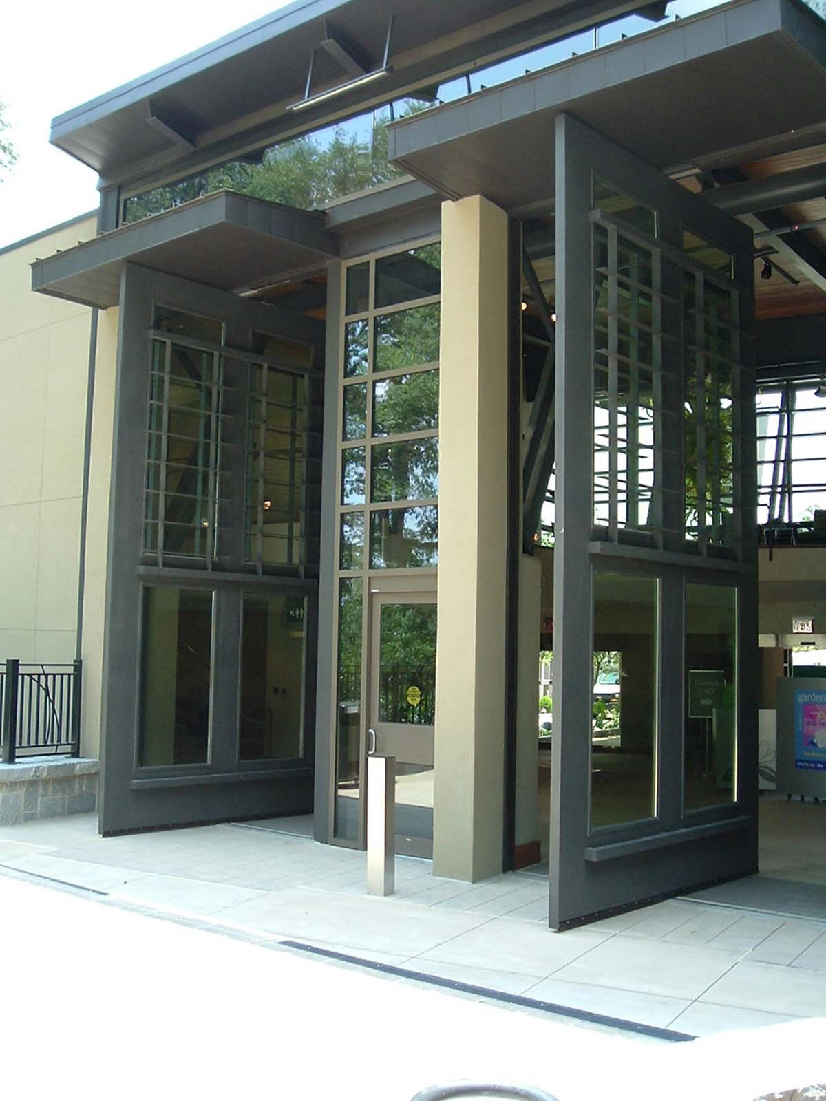 Swing Doors and Pivot Doors
