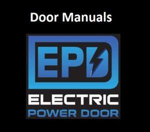 Door Manuals