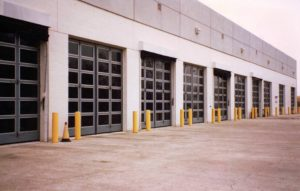 Manufacturing Facility Doors