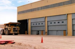 Mining Equipment Doors