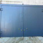 Bi-Swing Blast Door