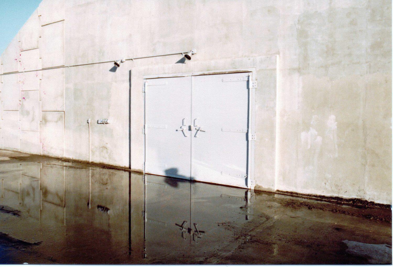 Blast Doors