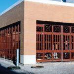 Four Fold Custom Sallyport Bronx Juvenile Detention Center NY