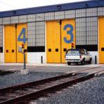 Four Fold Model 39 (Catenary) Baltimore Light Rail MD