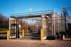 Sally Port Doors for Correctional Facilities