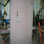 Manual Single Swing Blast Door