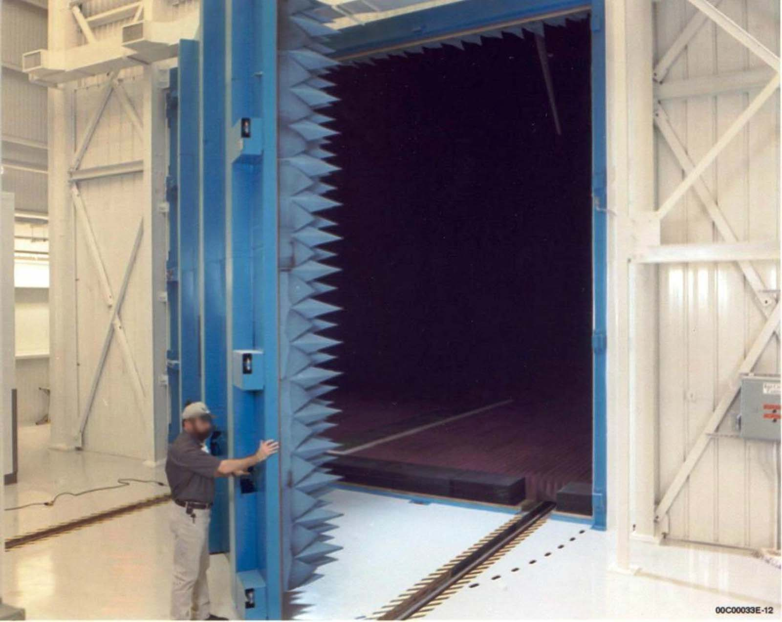 Shielding Doors