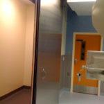 Top hung sliding 2-leaf unidirectional lead-lined - Florida Hospital, Orlando, FL