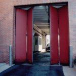 Four Fold Model 46 Sallyport Atlanta Pre-Trial Detention Center GA